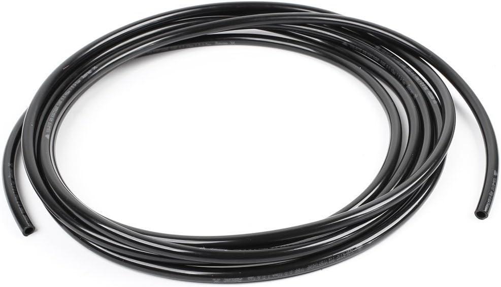 Malida Tubing Hose Pipe for RO Water Filter System,Waterpurifiers filters (black,10 meters)