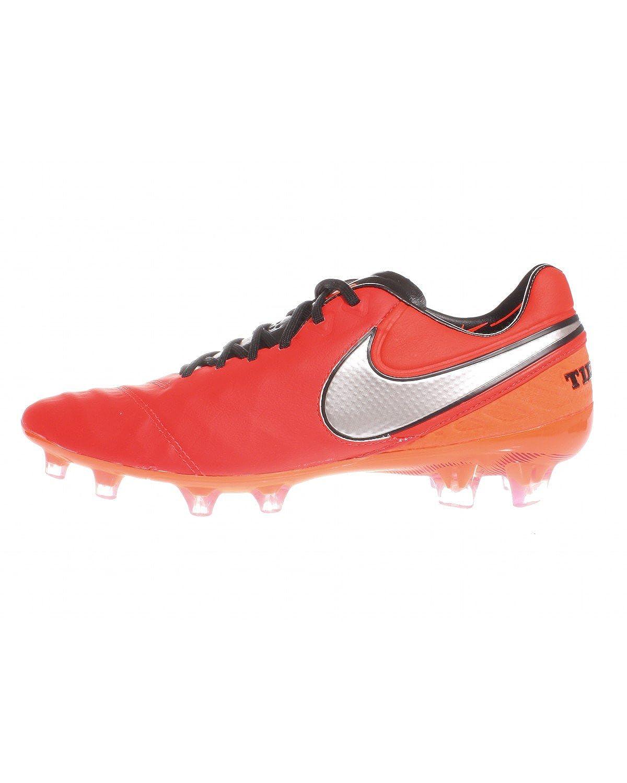 Nike Herren Tiempo Legend VI FG Fußballschuhe, Grau, UK: Amazon.de: Schuhe  & Handtaschen