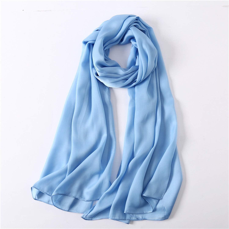 B07XY94BSS summer women scarf solid silk scarves lady shawls and wraps pashmina female hijab beach stoles foulard 615Svj7RC0L