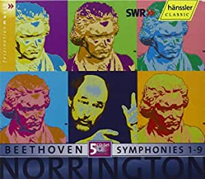 Norrington Conducts Beethoven Complete Symphonies