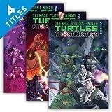 ninja turtles book set - Teenage Mutant Ninja Turtles/Ghostbusters