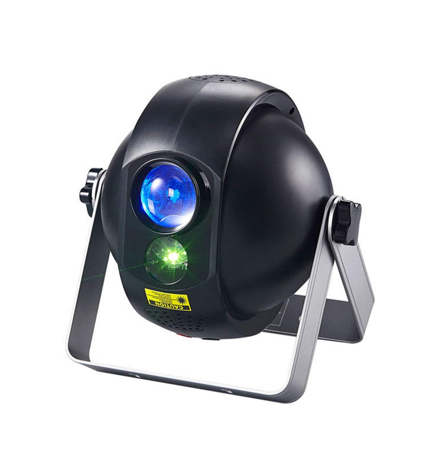 ELEGENCE-Z Projection Lamp, Creative Rotating Romantic Sky Stars, Bluetooth Music,, Projector Lights