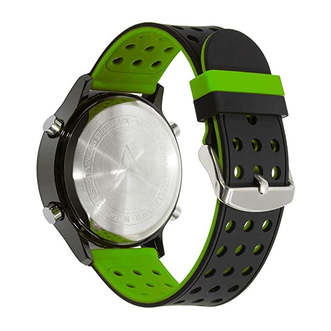 Leotec LESW11G Smartwatch, Verde (Reacondicionado ...