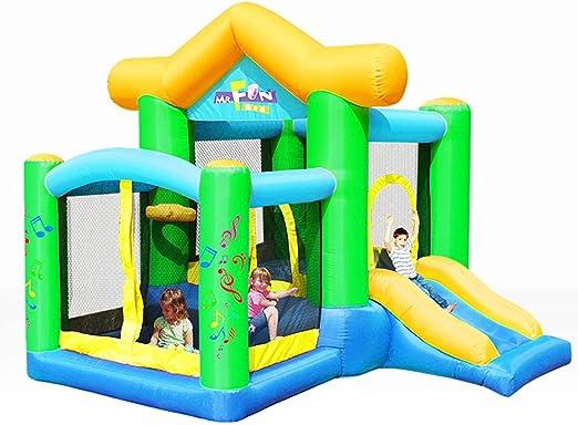 Castillo Hinchable Interior Trampolín Para Niños Pequeños Tobogán ...