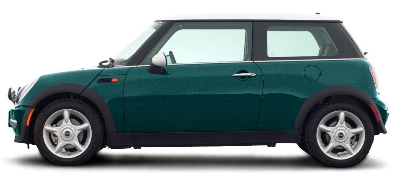 2003 Mini Cooper 2-Door Coupe ...
