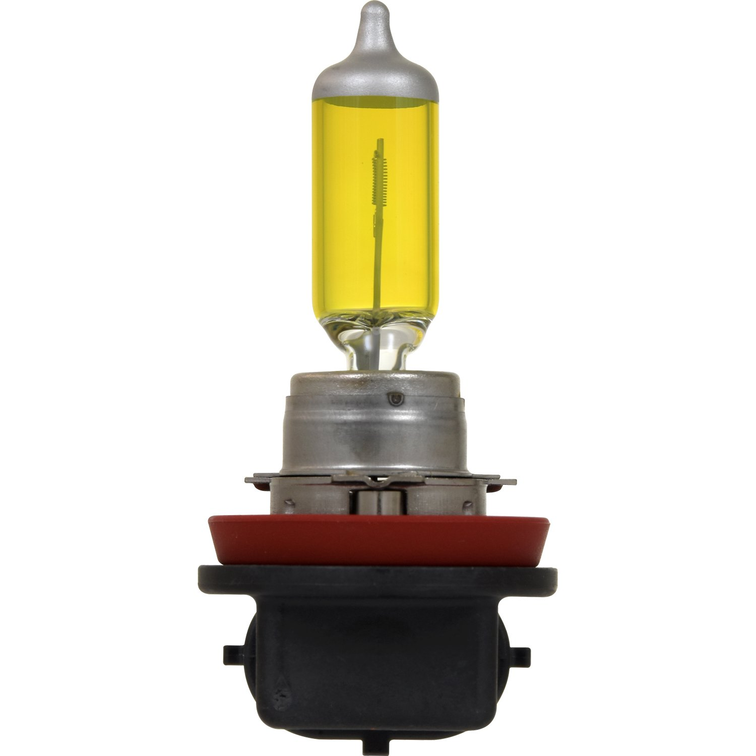 Amazon.com: SYLVANIA - H8 Fog Vision - High Performance Yellow Halogen Fog Lights, Sleek Style & Improved Safety, Street Legal, For Fog Use Only (Contains 2 ...