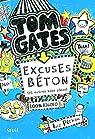 Tom Gates, tome 2 : Excuses béton (et autres bons plans) par Pichon