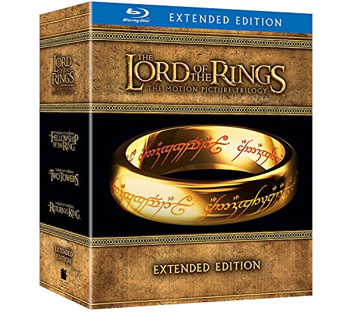 The Lord of the Rings: Motion Picture Trilogy Blu-ray