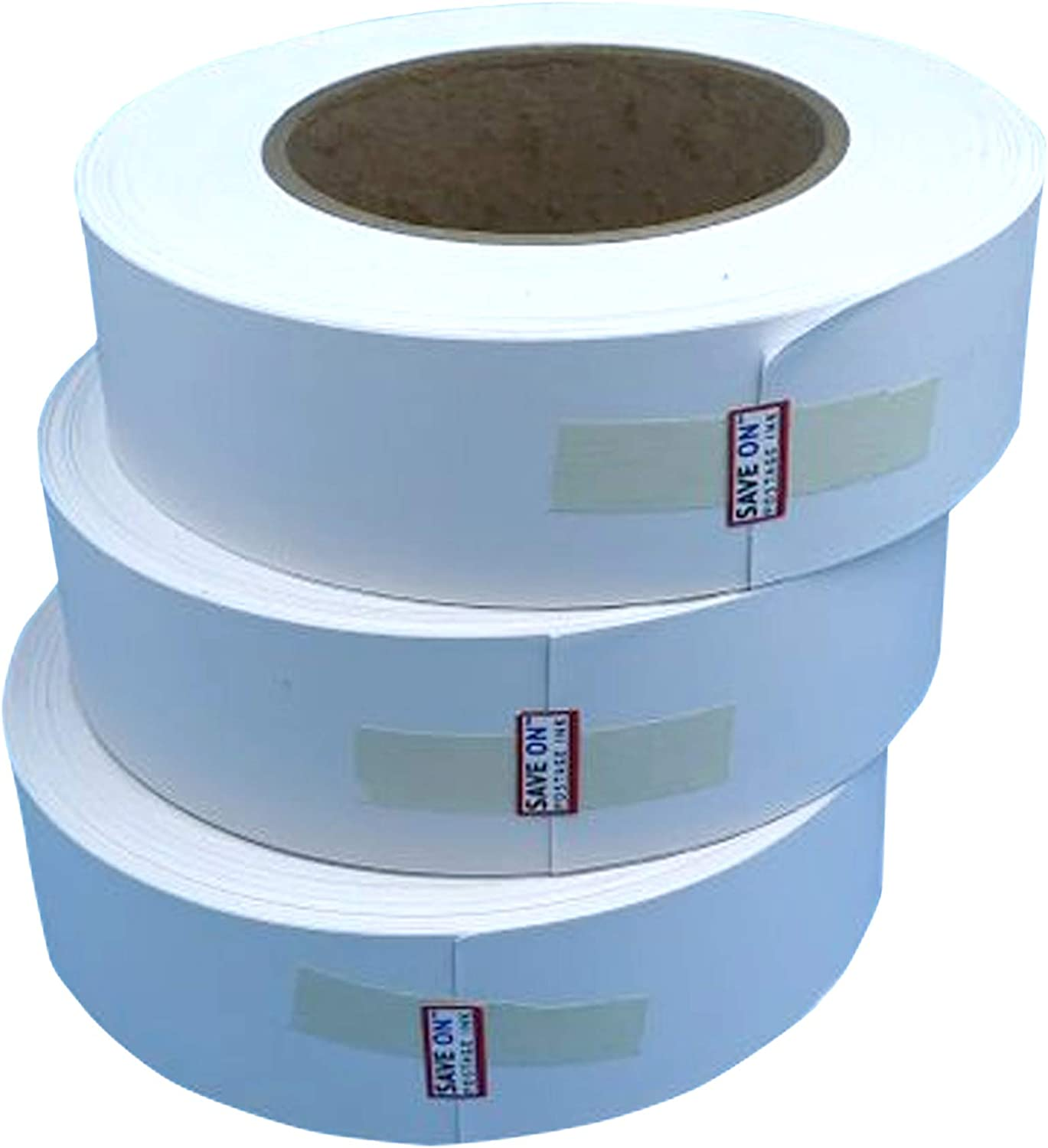Self-Adhesive Tape Rolls Compatible Pitney Bowes 613-H Connect