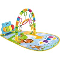 Kiditos Kick & Play Piano Baby Play Mat Gym & Fitness Rack Toy (Small)
