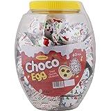 Danpak Egg Shaped Chocolate, 6.2 gm (Pack of 60)