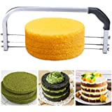 Amazon Com Wilton Aluminum And Steel Cake Leveler Food