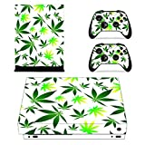 old xbox controller skin - LLC Integral Protective Vinyl Skin Decal Cover for Microsoft Xbox One Console wrap sticker skins with two Free wireless controller decals / Stickers for xbox 1 one kineckt gamepads controller weed