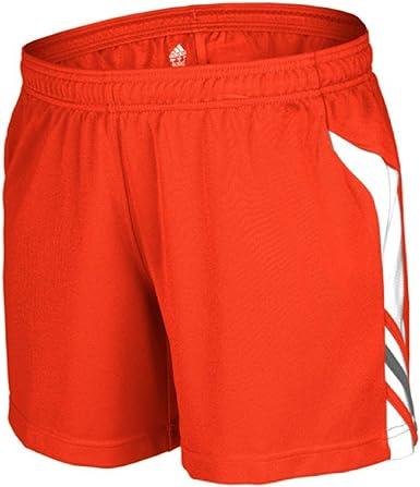 adidas Climalite Womens Utility Short M Orange/White