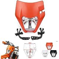 JFG Racing Luz Delantera para Motocicleta K.T.M EXC250