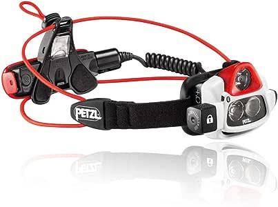 PETZL - NAO+ Headlamp, 750 Lumens, Bluetooth Enabled