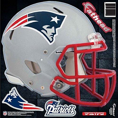 Nfl New England Patriots Fathead Helmet Buy Online In Bermuda At Desertcart