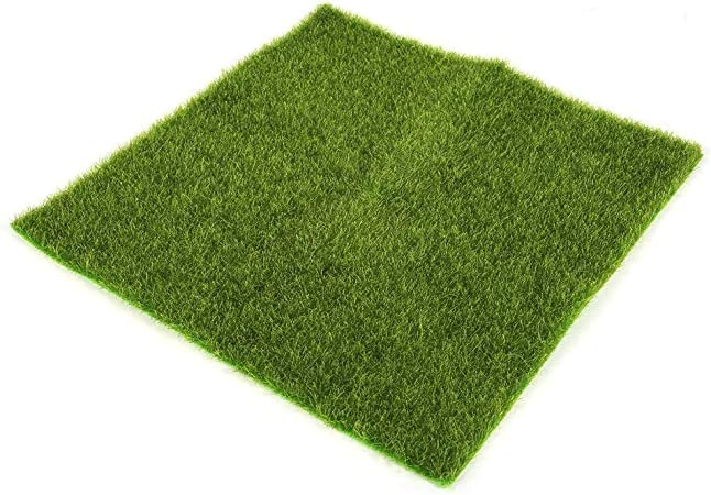 ALYR Césped sintético Alfombra, con Agujeros de Drenaje Hierba Artificial Alfombra de Hierba Sintético Césped Pasto Sintético para jardín/Piscina/Perro etc de 30 mm Hige,Green_6x9ft/2x3m: Amazon.es: Hogar