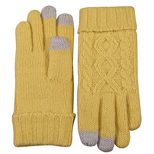 Womens Texting Touchscreen Weather Mittens product image