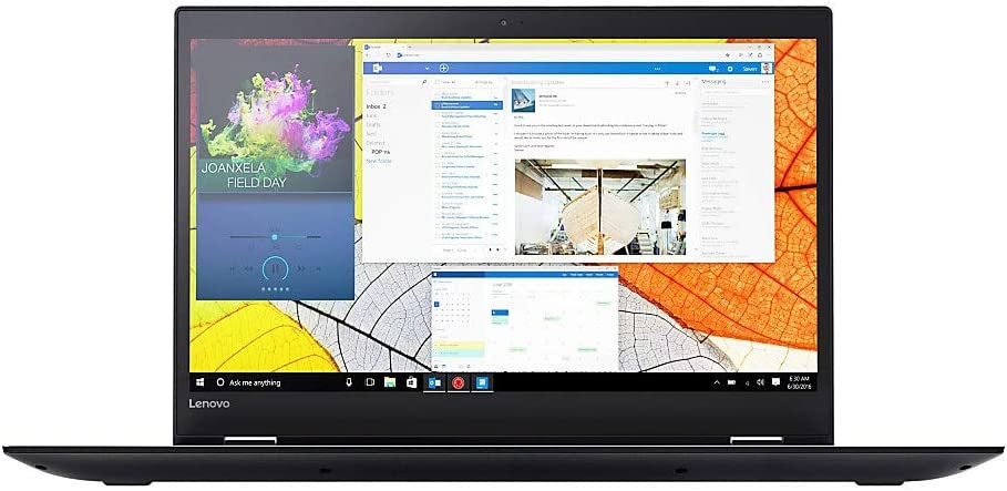 "Lenovo Flex 5 Laptop, 15.6"" Touchscreen, Intel Core i7, 8GB Memory, 256GB SSD, Windows 10 Home"