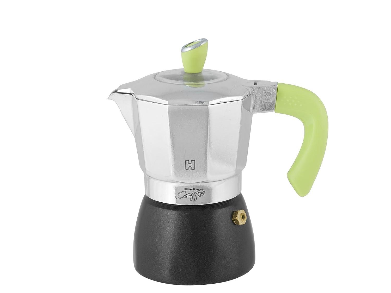 Home Cafetera 2 Tazas Gran Café: Amazon.es: Hogar