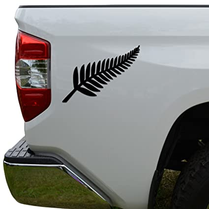 Rosie decals new zealand fern die cut vinyl decal sticker for car truck motorcycle window bumper