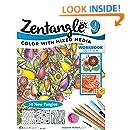 Zentangle 9, Workbook Edition: Adding Beautiful Colors with Mixed Media (Design Originals)