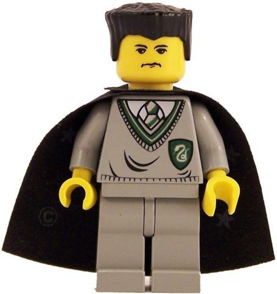 Ron / Crabbe (Slytherin Torso, YF) - LEGO Harry Potter Minifigure