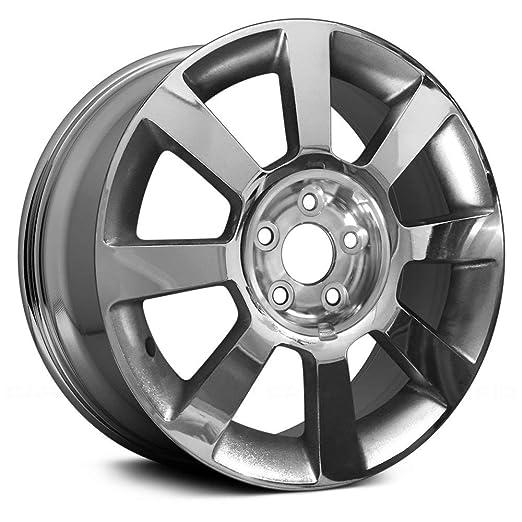 Amazon Com Replacement Replica 8 Spokes Chrome Factory Alloy Wheel