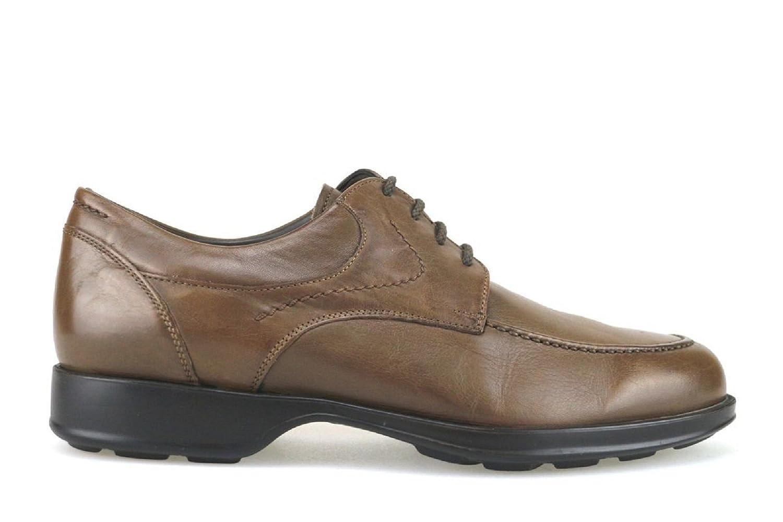 TODAY by CALPIERRE Oxford-shoes / Elegant Man Brown Leather AJ375 (11 US / 44 EU)
