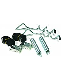 Camco 42593 RV Awning Anchor Kit with Pull Tension Strap