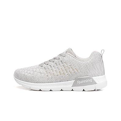 8cb3ac628c7d Qianliuk Frauen Sneakers Running Shoes Leicht Atmungsaktive Frauen  Sportschuhe Outdoor Fitness Walking Joggen