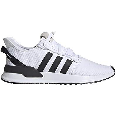 ac58d10107f7f adidas Men's U_Path Run White/Black/White Shoes - EE7344 ...