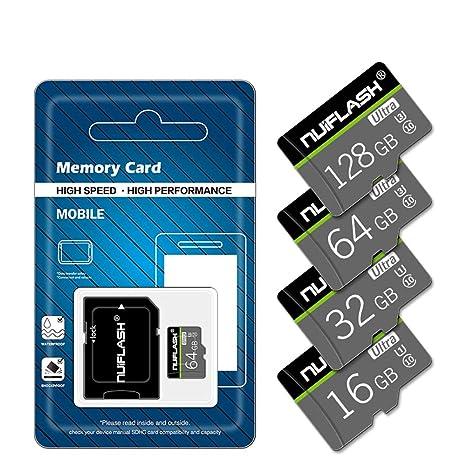 AZLMJXH Tarjeta de Memoria Flash de Alta Velocidad, 8 GB 16 ...