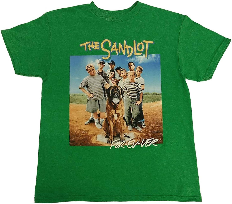 Sandlot Boys Green The Baseball for-EV-ER Youre Killin Me Smalls T-Shirt