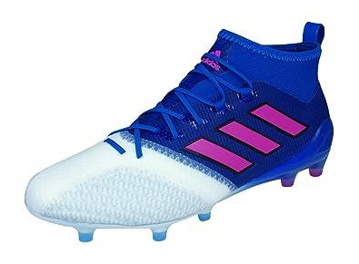 official photos 0a1d1 e613d Adidas Ace 17.1 Primeknit FG Mens Football Boots Soccer Cleats Amazon.in  Shoes  Handbags