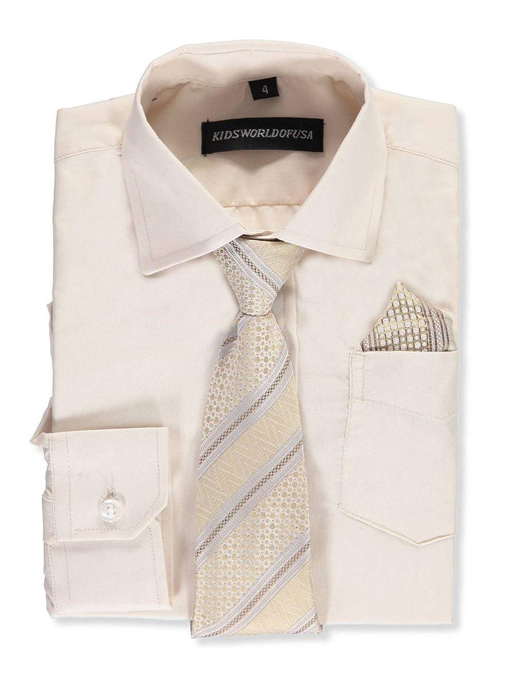 Kids World Big Boys' Dress Shirt Accessories