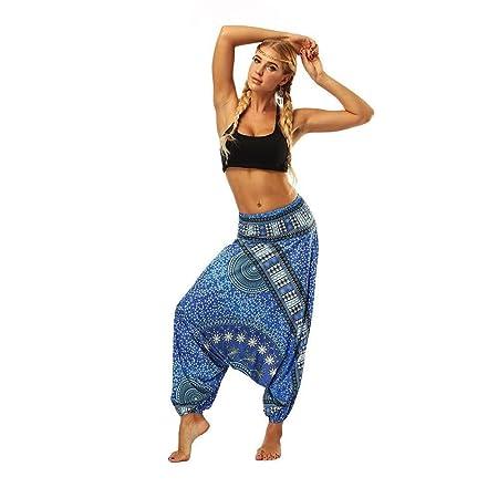 HILOTU Pantalones de yoga para mujer Pantalones De Fitness ...