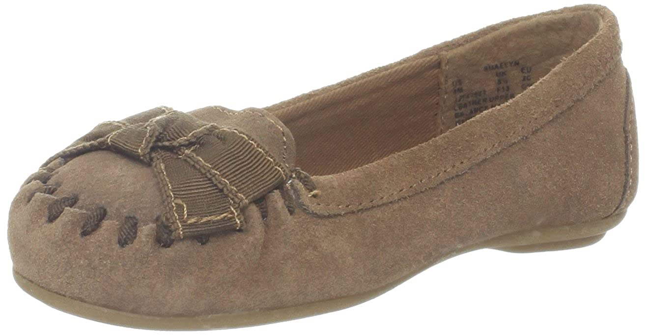 Jessica Simpson Shaelyn Flat (Toddler/Little Kid/Big Kid) Jessica Simpson Kids Shaelyn (y) - K