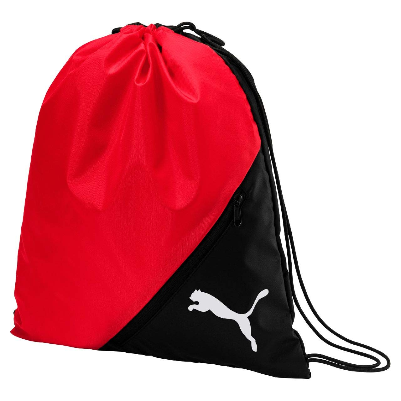 Puma Liga Gym Sack Bag Black UA 75216
