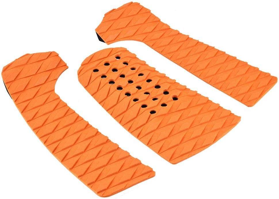 Jacksking Tapis de Protection EVA Surf Pad antid/érapant pour Planche de Surf