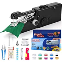 buyfitcase Portable Sewing Machine, Mini Sewing Professional Cordless Sewing Handheld Electric Household Tool - Quick…