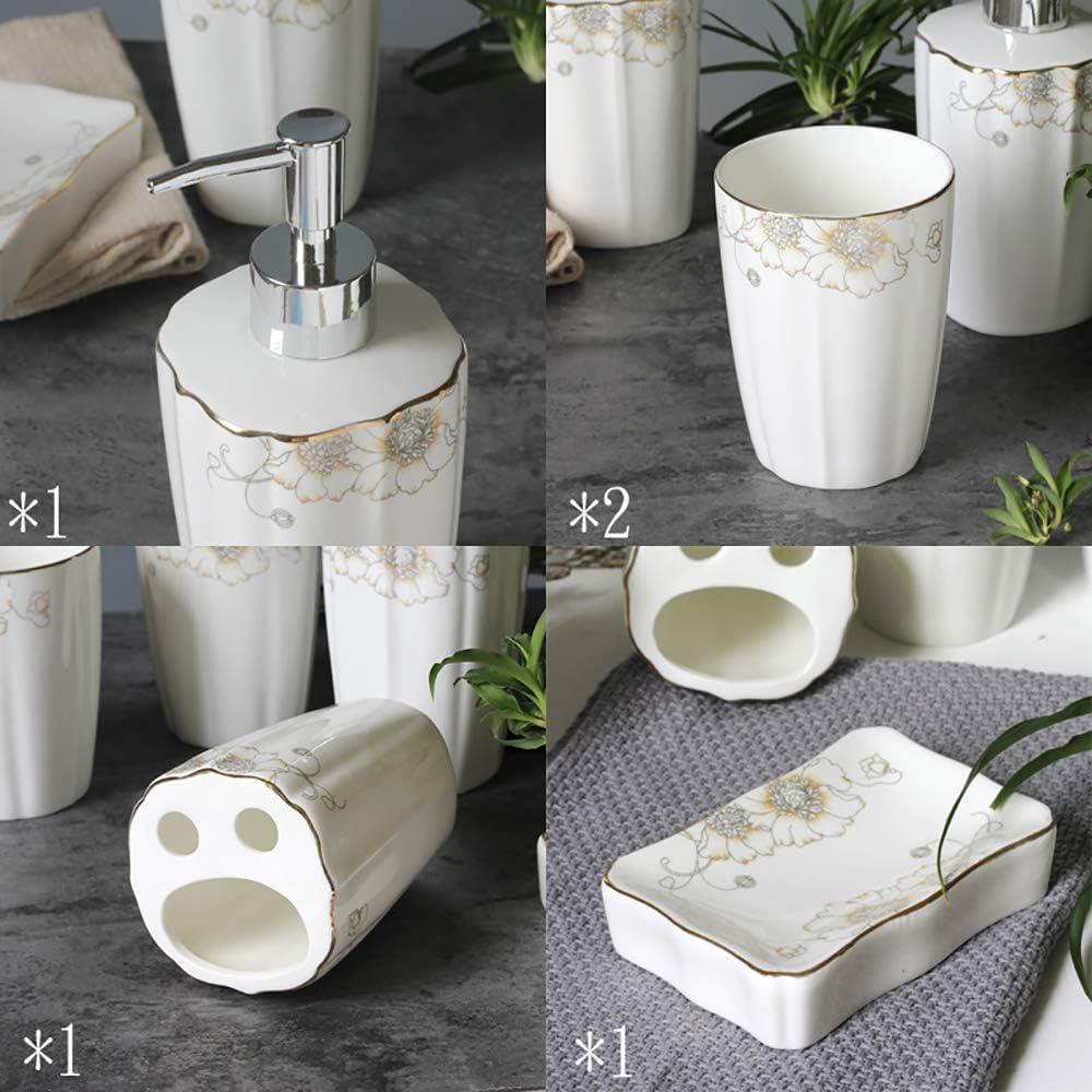 Ballylelly Rhombus Wheat Straw Porta spazzolino da denti Tazza da bagno Tazza da lavaggio Dentifricio Organizer Tazza da acqua Portatile da viaggio