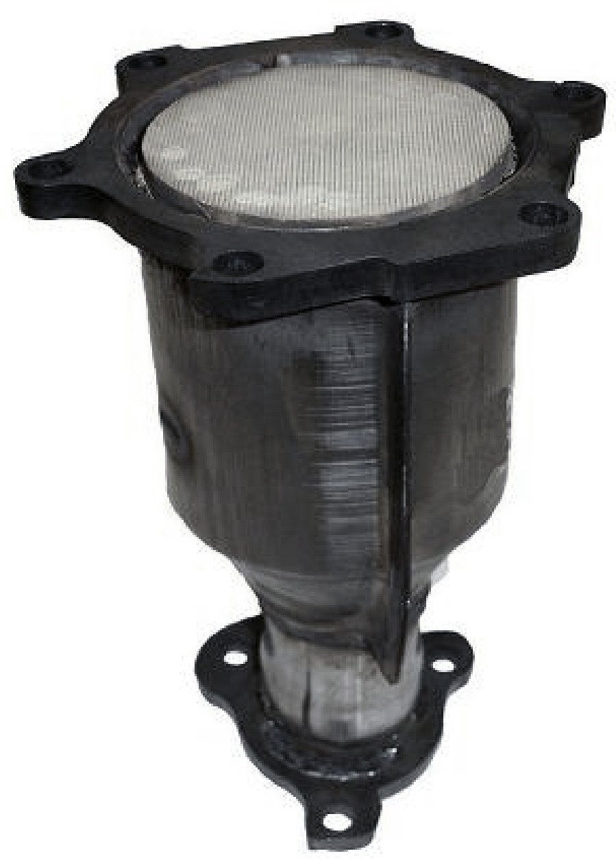 Walker 16343 Ultra Import Manifold Converter - Non-CARB Compliant Tenneco