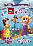 LEGO Disney Princess: The Surprise Storm: Chapter Book 1