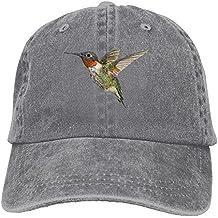 FBGVFD Hummingbird Baseball Caps Patriotic Available Vintage Snapbacks For Teen Girls