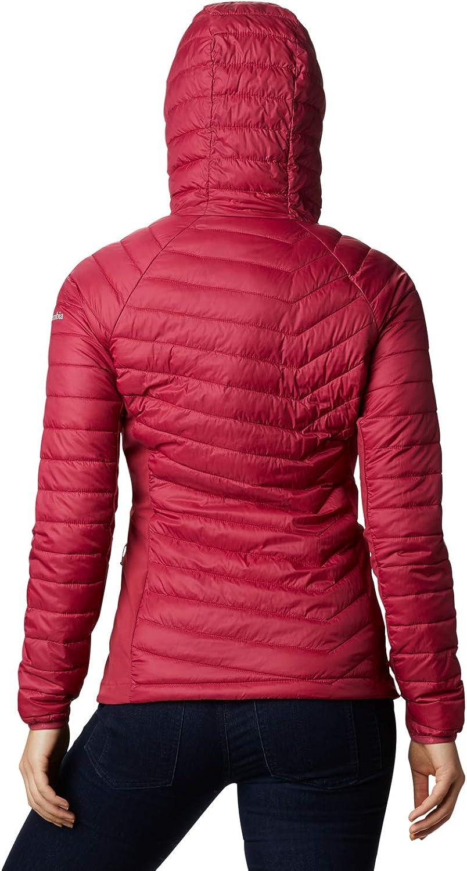 Columbia Powder Pass Chaqueta con capucha Mujer