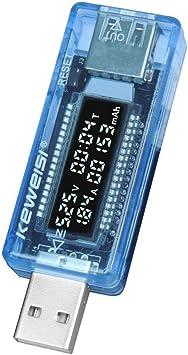 Lcd Usb Detector Usb Volt Current Voltage Doctor Elektronik