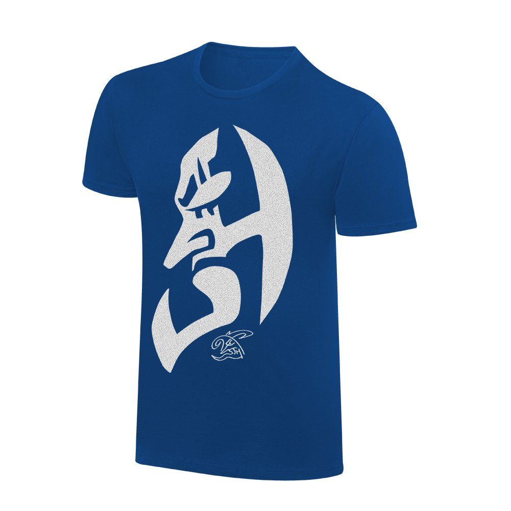 WWE Jeff Hardy Immune to Fear Blue Special Edition T-Shirt Royal Blue 2XL