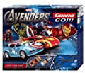 Carrera Marvel - The Avengers Hero Team Chase Race Set from Carrera